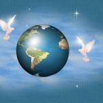 Duiven om planeet vrede